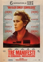 Three Billboards Outside Ebbing, Missouri #1549853 movie poster