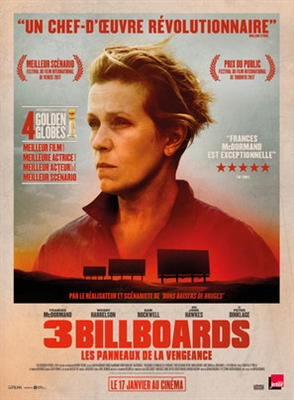 Three Billboards Outside Ebbing, Missouri poster #1549873