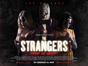 The Strangers: Prey at Night poster #1549977