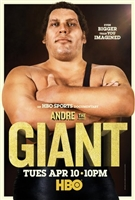 Andre the Giant movie poster