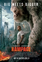 Rampage #1550398 movie poster