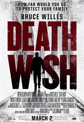 Death Wish poster #1550406