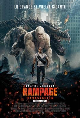 Rampage poster #1550411