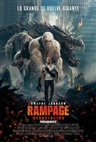Rampage #1550411 movie poster