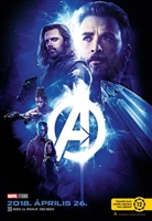 Avengers: Infinity War  #1550549 movie poster