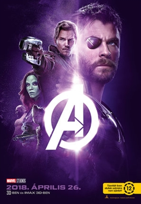 Avengers: Infinity War  poster #1550550
