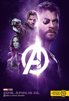 Avengers: Infinity War  #1550550 movie poster