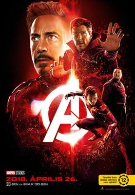 Avengers: Infinity War  poster #1550552
