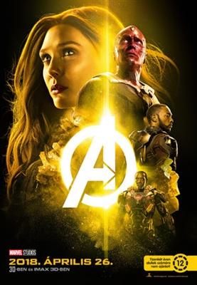 Avengers: Infinity War  poster #1550553