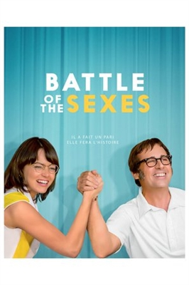 Battle of the Sexes poster #1550664