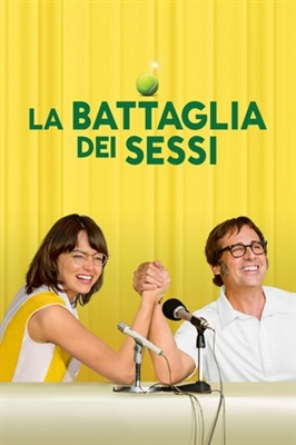 Battle of the Sexes poster #1550674