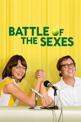 Battle of the Sexes poster #1550676