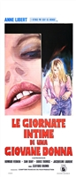 Le journal intime d'une nymphomane movie poster