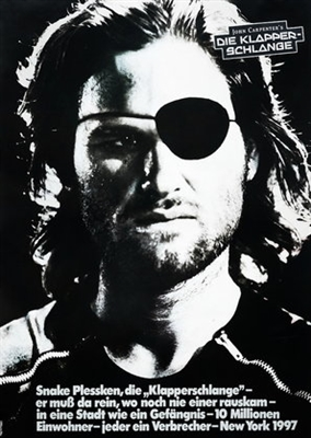 Escape From New York poster #1550842