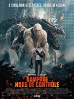 Rampage #1550858 movie poster