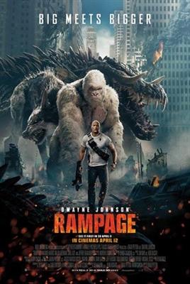 Rampage poster #1550952