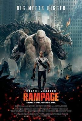 Rampage poster #1550954