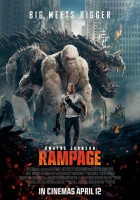 Rampage poster #1550955