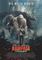 Rampage #1550956 movie poster