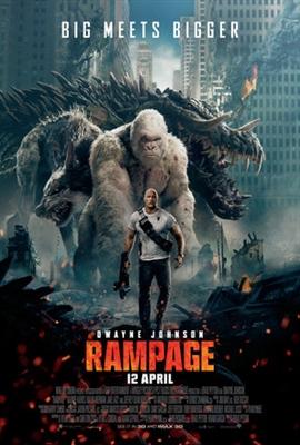 Rampage poster #1550957