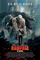 Rampage #1550957 movie poster