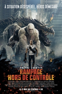 Rampage poster #1550958