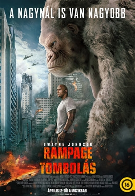 Rampage poster #1551200