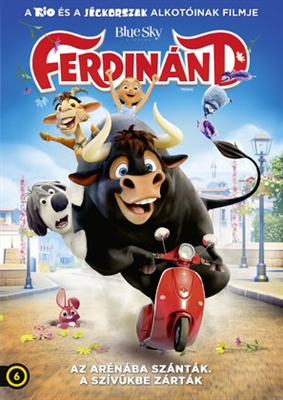 The Story of Ferdinand  poster #1551229