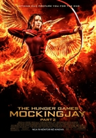 The Hunger Games: Mockingjay - Part 2 movie poster