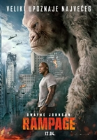 Rampage #1551278 movie poster