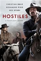 Hostiles movie poster