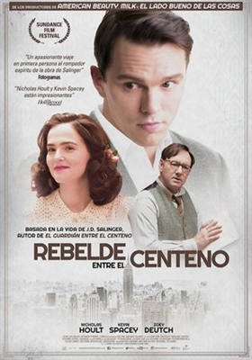 Rebel in the Rye poster #1551336