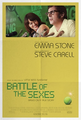 Battle of the Sexes poster #1551339