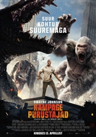 Rampage #1551511 movie poster