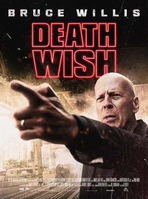 Death Wish poster #1551527