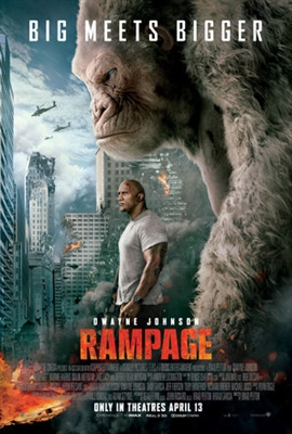 Rampage poster #1551556