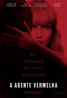 Red Sparrow poster #1551571