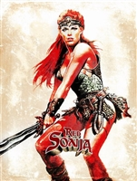 Red Sonja movie poster