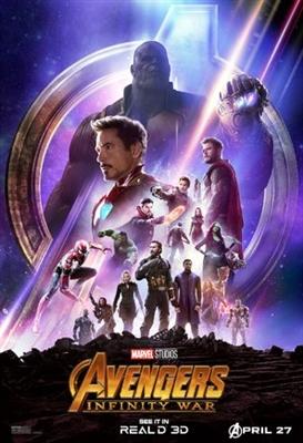 Avengers: Infinity War  poster #1551946