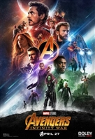 Avengers: Infinity War  movie poster