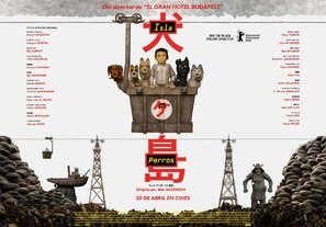 Isle of Dogs poster #1552106