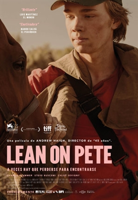 Lean on Pete poster #1552297