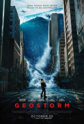 Geostorm poster #1552320
