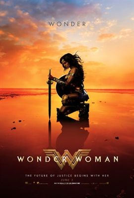Wonder Woman poster #1552322