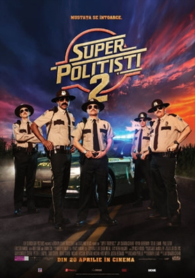 Super Troopers 2 poster #1552325