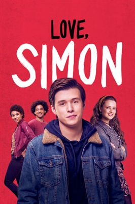 Love, Simon poster #1552471