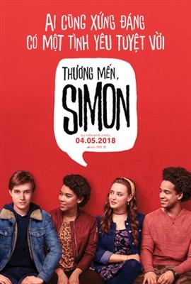 Love, Simon poster #1552809