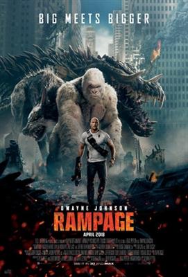 Rampage poster #1552817