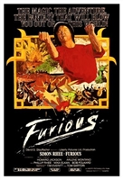 Furious movie poster