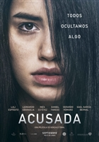 Acusada movie poster